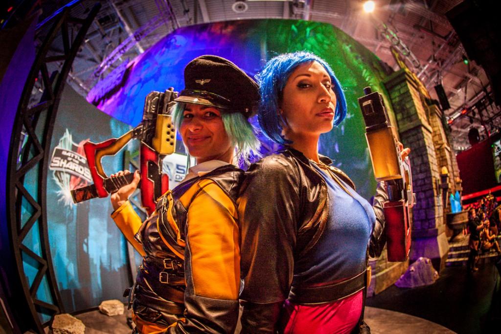 Eventfilm und Fotografie für die Gamescom Köln - Crossplayer
