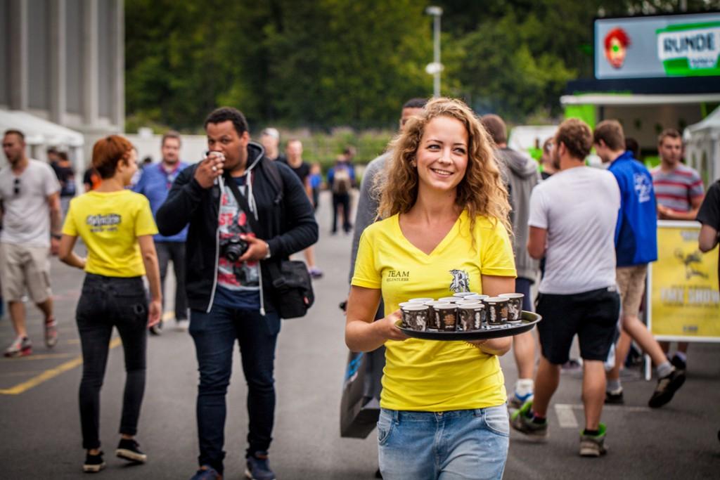 Eventfilm und Fotografie für die Gamescom Köln - Relentless