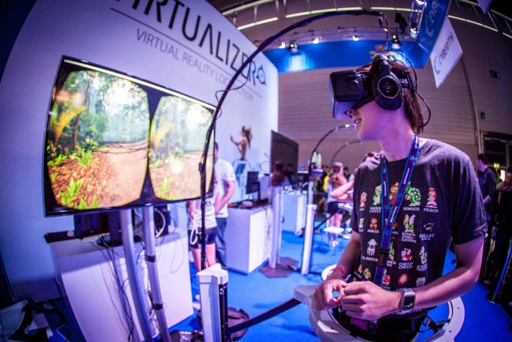 Eventfilm und Fotografie für die Gamescom Köln - Gamer