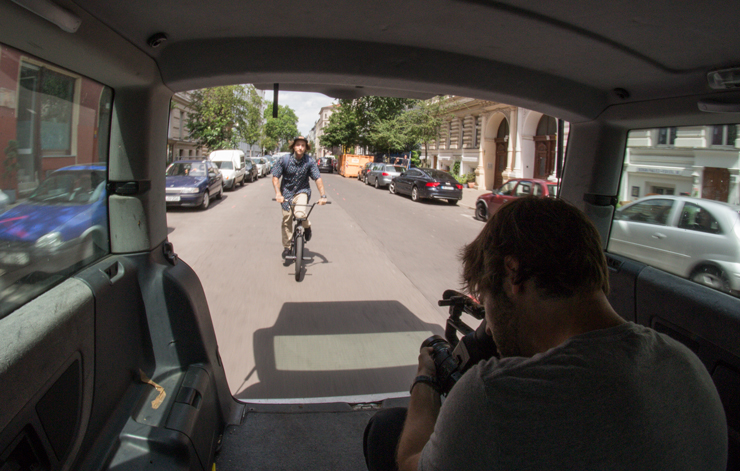 Behind the Scenes Imagefilme für G-SHOCK x Deep BMX