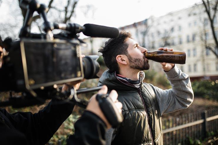 Unternehmensvideo Behind the Scenes Vilk & Coffee